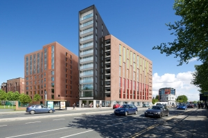 Property Devlopments - Baltic Village Liverpool