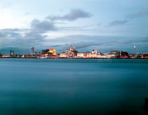 Mann Island Liverpool Neptune