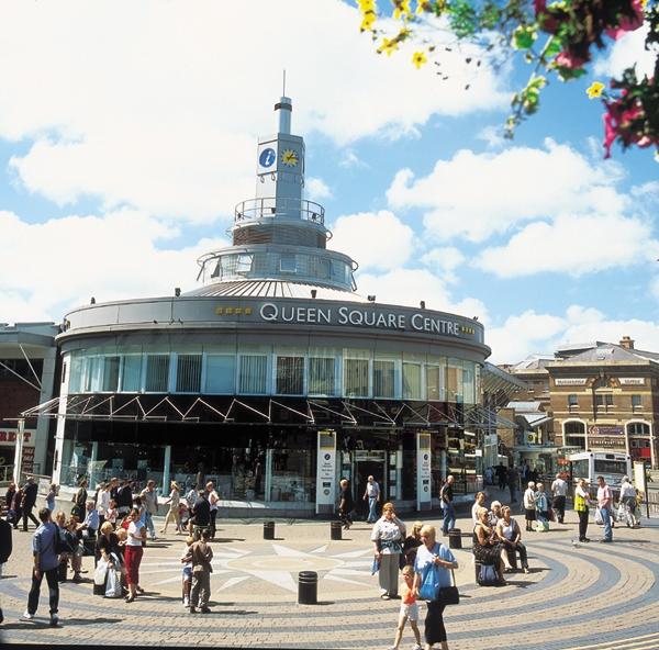 Queen Square Information CentreQueen Square Information Centre