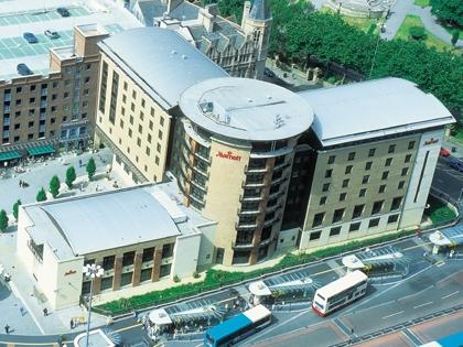 Marriott Hotel Queen Square Liverpool