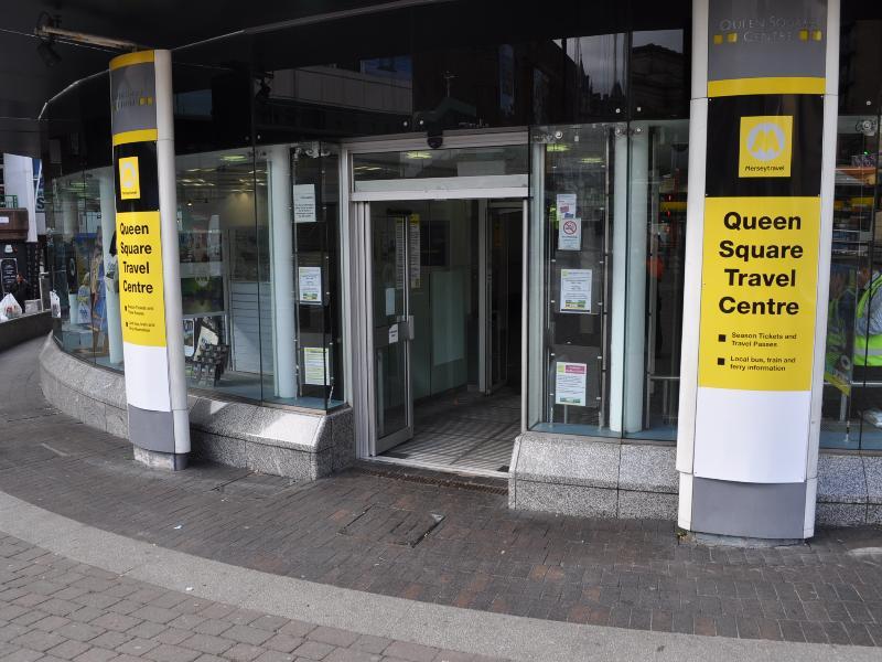Queen Square Information Centre