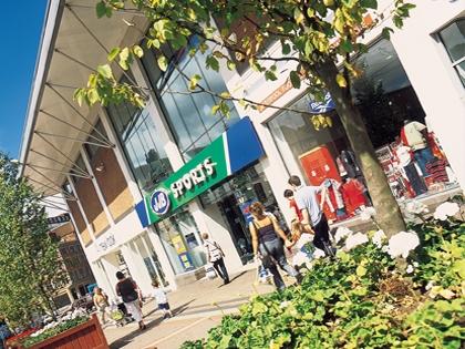Williamson Square Liverpool retail