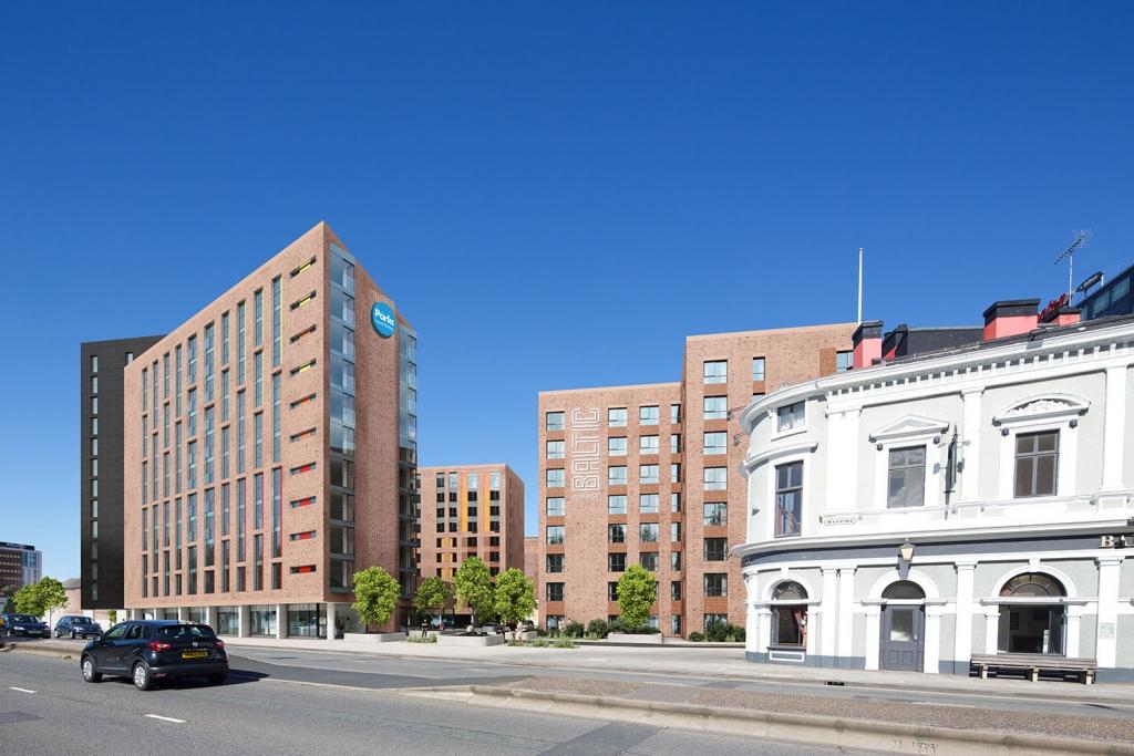 Baltic Village Development Liverpool
