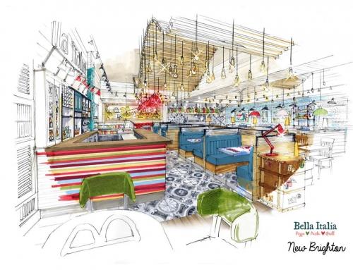 Bella Italia to open in New Brighton