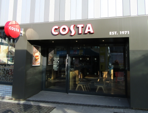 Multinational Chain Costa Coffee become second new tenant in Rat and Parrot building
