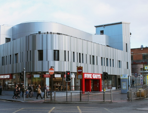 Five Guys' Liverpool opening is its second most successful in the world